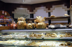 Pastry shop Stock Photo
