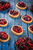 Pastry sweet cakes Royalty Free Stock Images