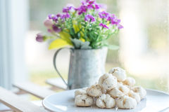 Pastry. Thai pastry is very popular for special occasions Royalty Free Stock Image