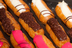 Pastry varied Royalty Free Stock Photography