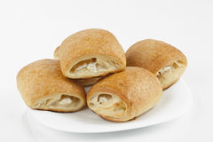 Free Pastry With Cheese Royalty Free Stock Photography - 46242467