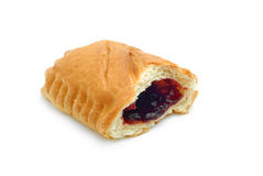 Pastry With Jam Royalty Free Stock Images
