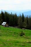 Pasturage горы стоковая фотография