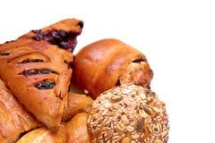 Pasty и плюшки Стоковое Изображение
