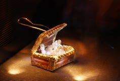 pasty perły zabawki bagażnik Zdjęcie Royalty Free