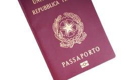 paszport Fotografia Royalty Free