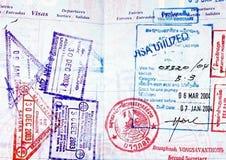 paszport obrazy stock