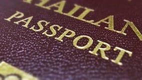Paszport, Międzynarodowa podróż, podróż, tło, przedmiot Zdjęcie Stock