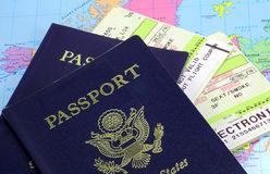 paszporty Obraz Stock