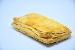 ` ` pasztecika Pasztetowy kulebiak, deser Zdjęcia Stock