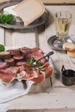 Patè e carne Immagine Stock Libera da Diritti