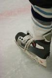 Patín del hockey fotografía de archivo