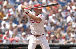 Pat Burrell Royalty Free Stock Image