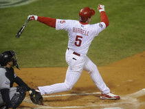 Pat Burrell Royalty Free Stock Photos