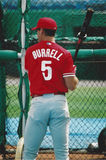 Pat Burrell, Philadelphia Phillies Immagine Stock Libera da Diritti