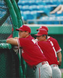 Pat Burrell, Philadelphia Phillies Imagem de Stock