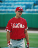 Pat Burrell, Philadelphia Phillies Fotos de Stock