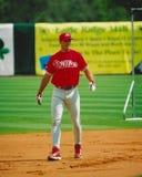 Pat Burrell, Philadelphia Phillies Fotografia de Stock Royalty Free