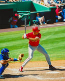 Pat Burrell Philadelphia Phillies Royalty Free Stock Photography