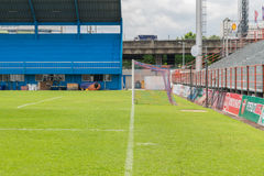 PAT Football-Stadion stockbild