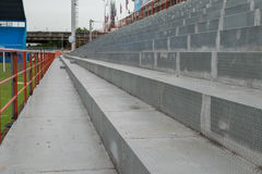 PAT Football-Stadion stockfotografie