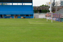 PAT Football-Stadion Stockfotos
