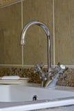 pat mydła w łazience Obrazy Stock