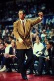 Pat Riley trener główny Zdjęcie Stock