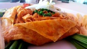Pat Thai Arkivfoto