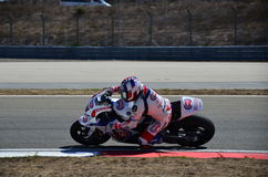 Pata Honda Superbike Team Fotografering för Bildbyråer