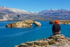 patagonië Stock Afbeeldingen