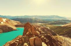 patagonië Royalty-vrije Stock Foto