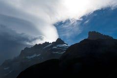 Patagonië #14 Stock Afbeelding