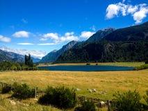 patagonië Stock Foto's