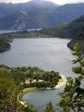 Patagonië Argentinië. stock afbeeldingen