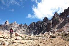 Patagonia Foto de archivo libre de regalías