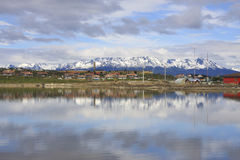 Patagonia. Landscape - South America - Argentina Royalty Free Stock Images