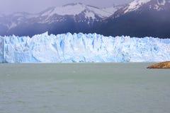 Patagonia. Glacier Perito Moreno - Argentina - South America Royalty Free Stock Image