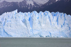 Patagonia. Glacier Perito Moreno - Argentina - South America Royalty Free Stock Photo