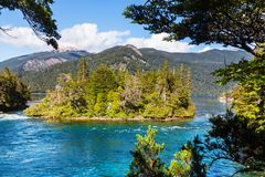 patagonia Royaltyfria Foton
