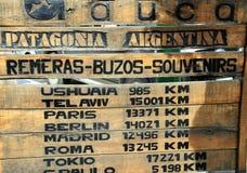 patagonia Fotografía de archivo