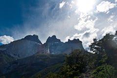 Patagonia #20 Fotografia Stock Libera da Diritti