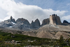 Patagonia #7 Fotografie Stock Libere da Diritti
