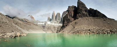 Patagonia #35 Fotografie Stock Libere da Diritti