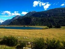 patagonia Royaltyfri Bild