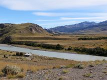 patagonia Lizenzfreie Stockfotografie