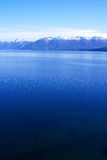 Patagonia, Argentina. Blue Lake in Patagonia, Argentina Royalty Free Stock Photography