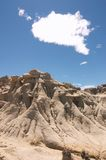 Patagonia Argentina. Desert Brown Landscape Stock Images