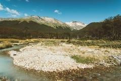 Patagonia, Argentinien stockbild