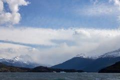 Patagonia argentino Foto de Stock Royalty Free